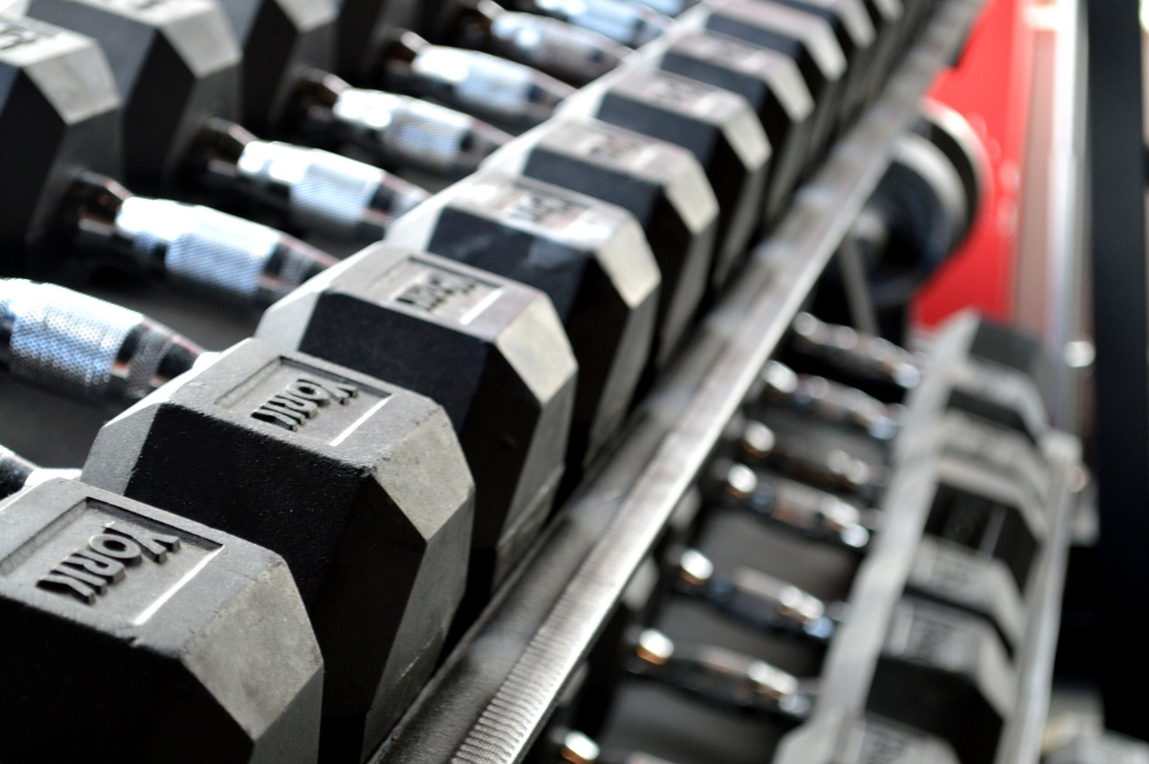 Overcome anorexia with weightlifting